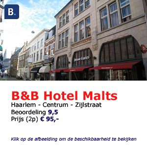 bed and breakfast hotel haarlem malts