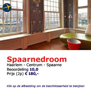 bed and breakfast haarlem spaarnedream